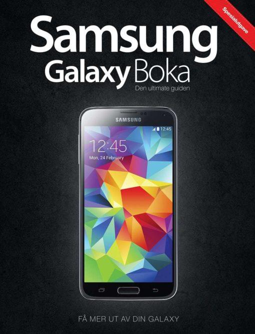 Samsung Galaxy Boka 2015, hardcover