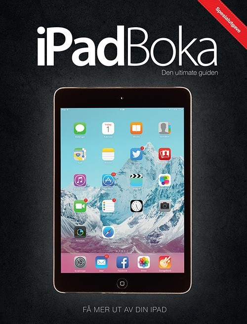 iPad Boka 2015, hardcover