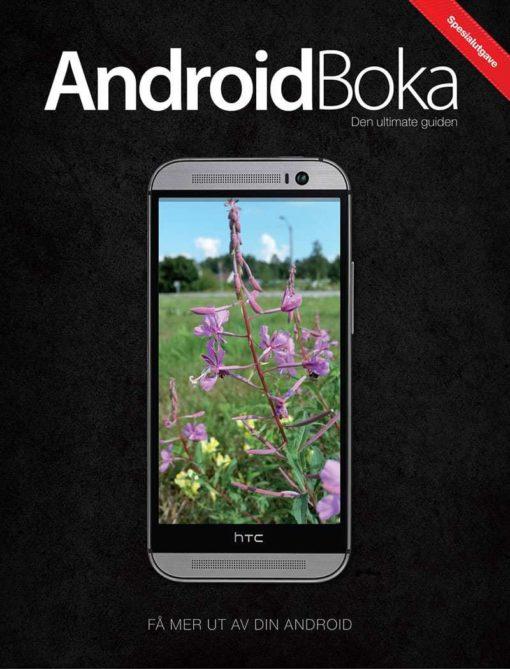 Android Boka 2015, hardcover