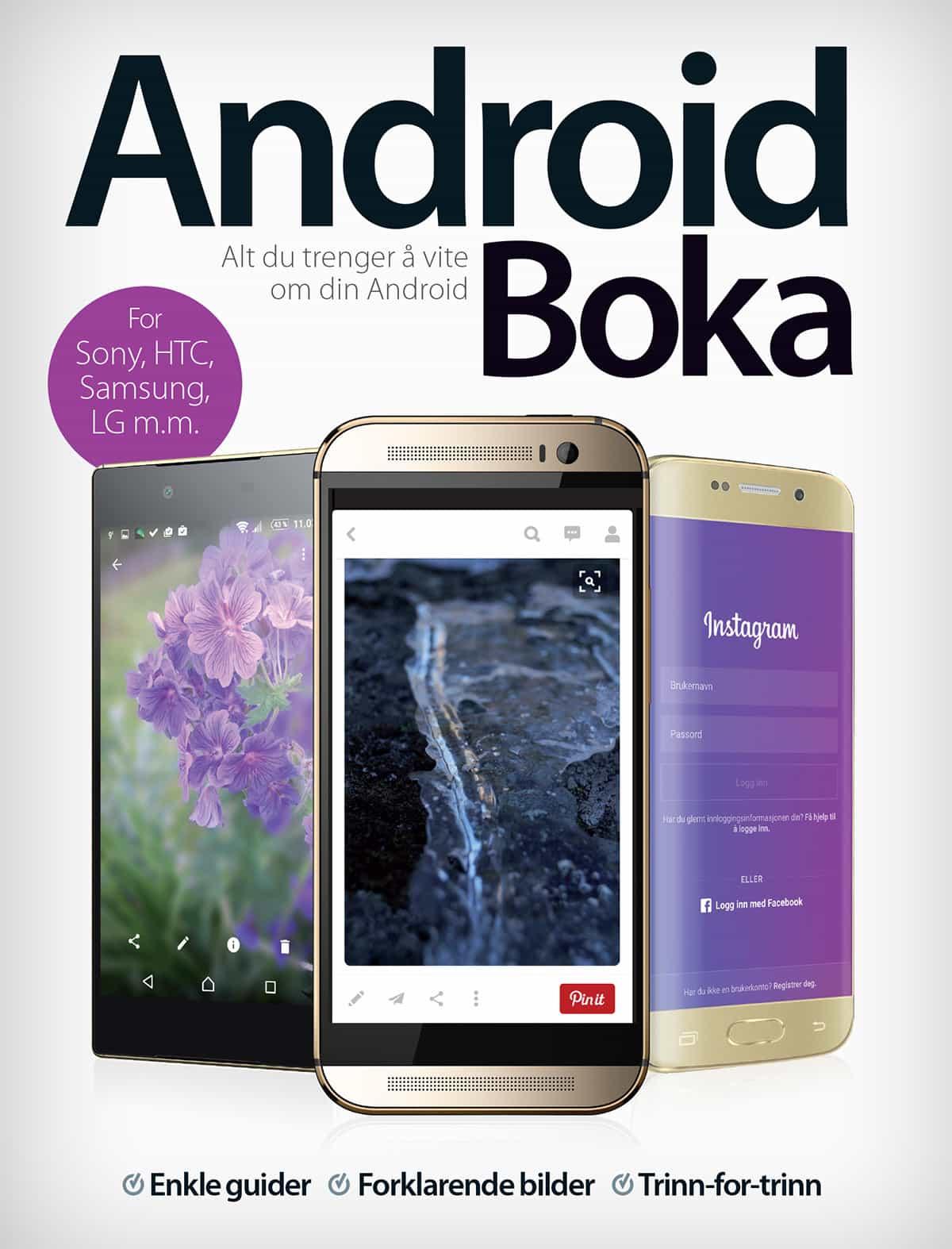 Android-Boka 2016