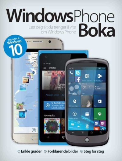 Windows Phone-Boka 2016