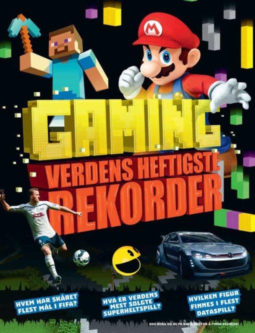Gaming: verdens heftigste rekorder