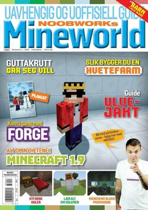 Mineworld nr 1 – 2016