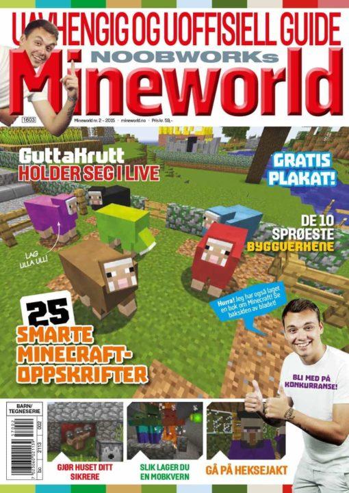 Mineworld nr 2 – 2015