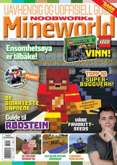 Mineworld nr 2 – 2016
