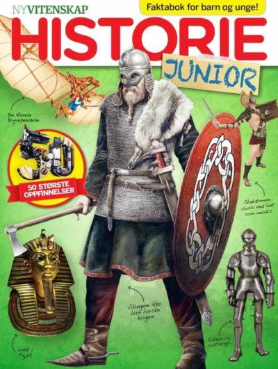 Ny vitenskap: Historie Junior