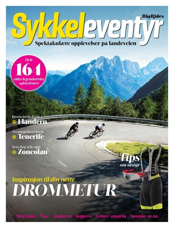 Sykkeleventyr (Big Rides 2)