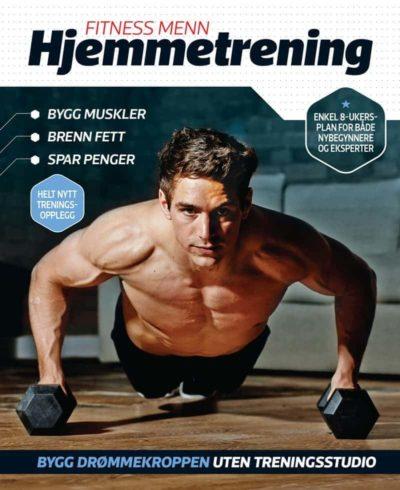Fitness menn: Hjemmetrening