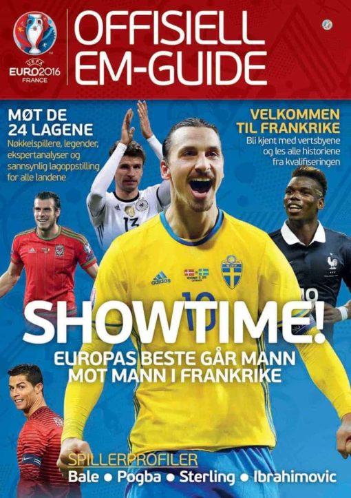 UEFA EM-guide 2016