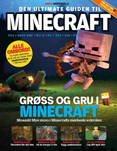Den ultimate guiden til Minecraft 2
