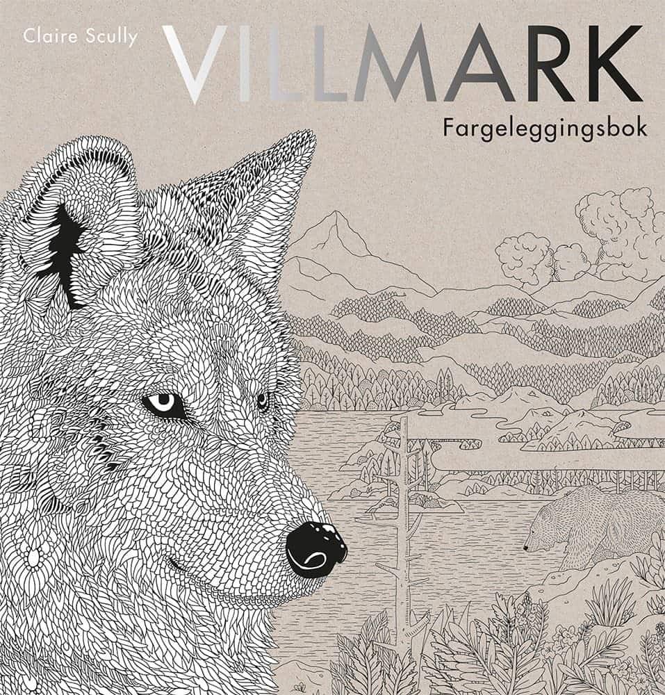 Fargelegg: Villmark
