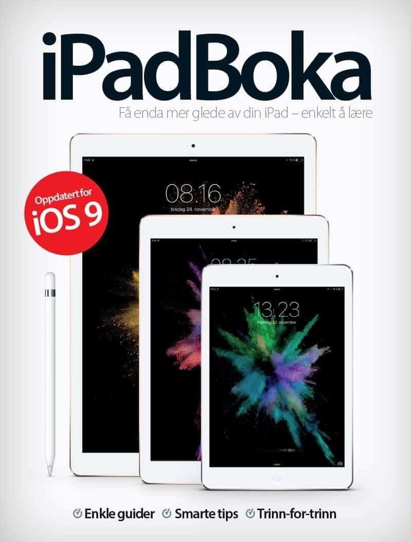 iPad-Boka 2016