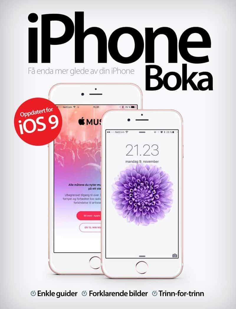 iPhone-Boka 2016