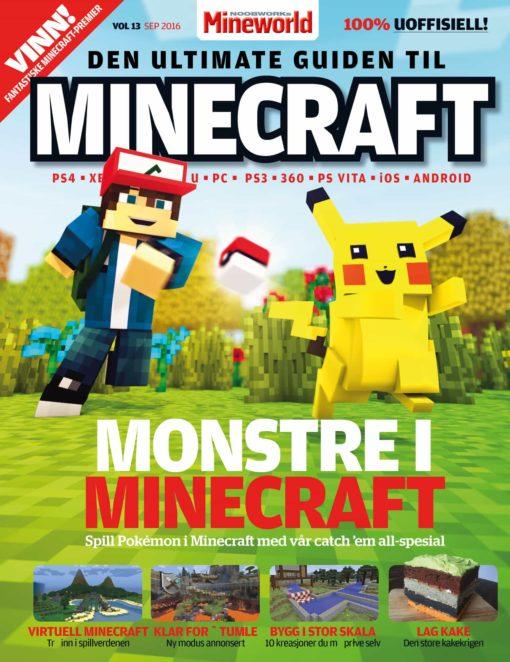 Den Ultimate Guiden til Minecraft 01