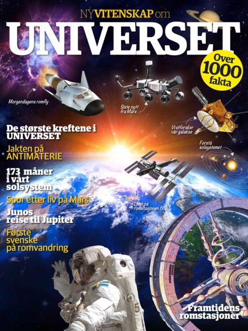 Ny Vitenskap: Universet