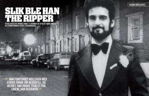 Slik ble han the Ripper, oppslag