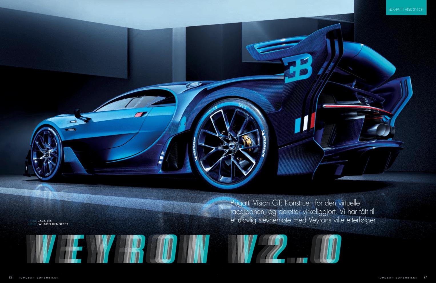 Bugatti Veyron v. 2.0