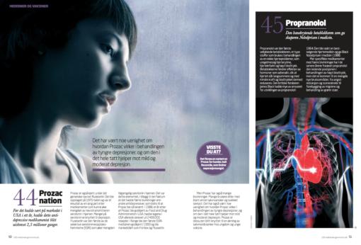 100 medisinske gjennombrudd: Prozac Nation, oppslag