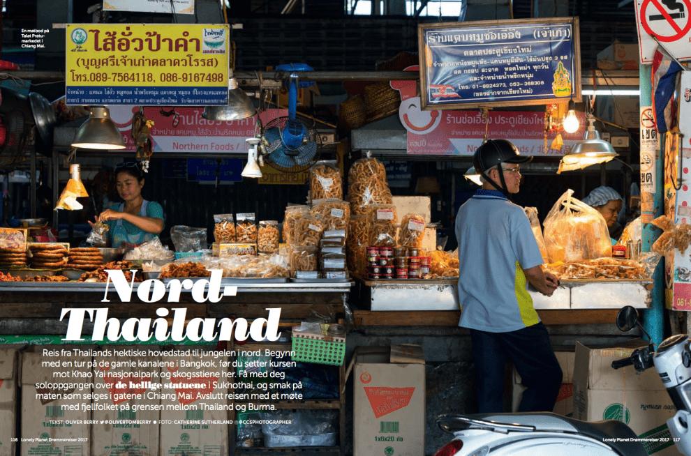 Nord-Thailand, oppslag