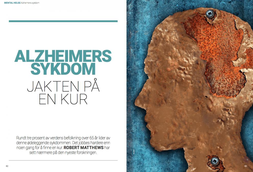 Alzheimer: Jakten på en kur, oppslag