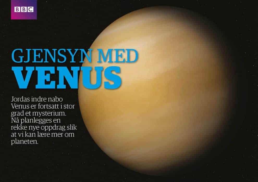 Gjensyn med Venus