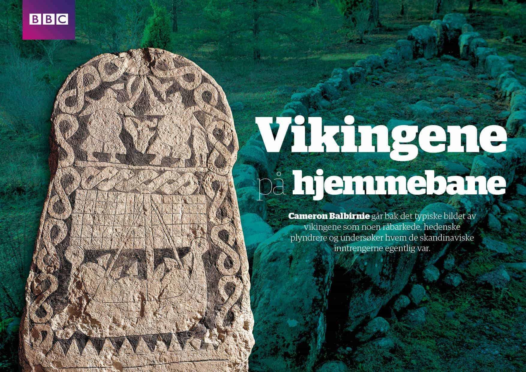 Vikingene på hjemmebane