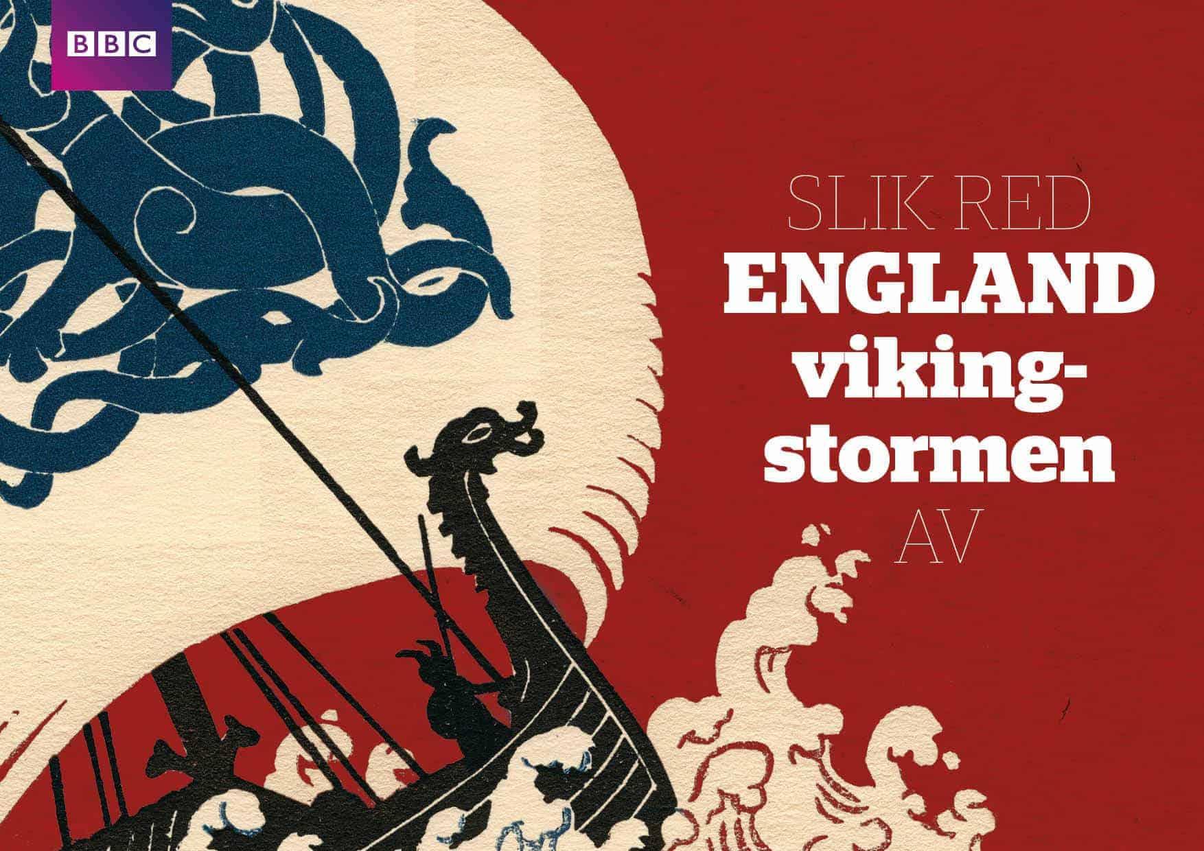 Slik red England vikingstormen av