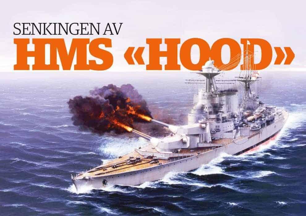 Senkingen av «HMS Hood»
