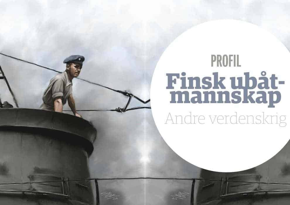 Profil: Finsk ubåtmannskap