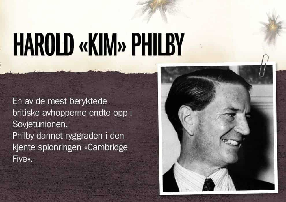 Superspioner: Harold «Kim» Philby