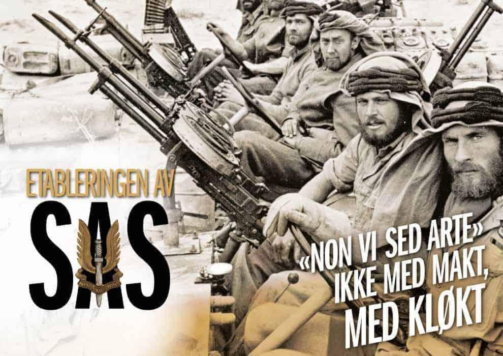 Etableringen av SAS