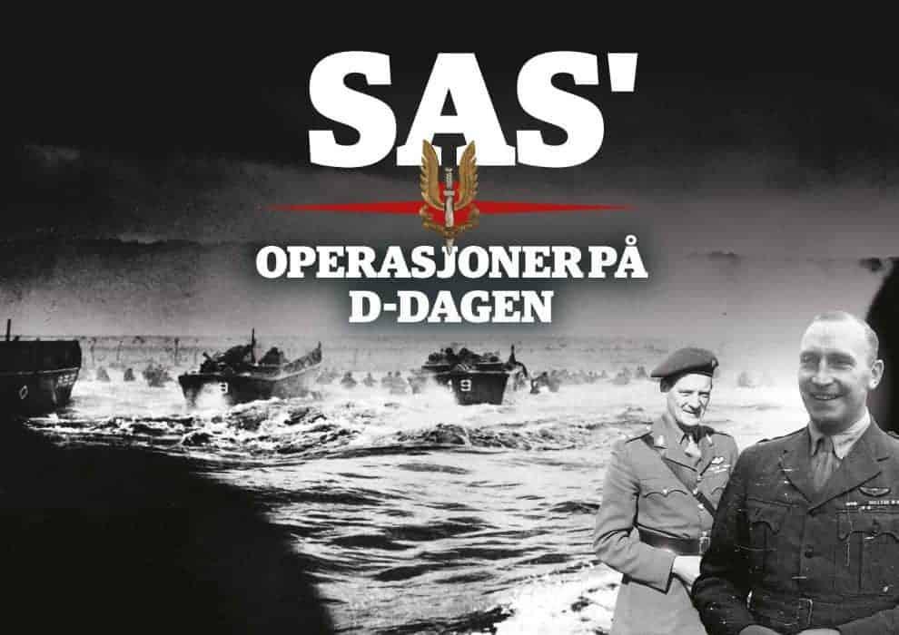 SAS' operasjoner på D-dagen