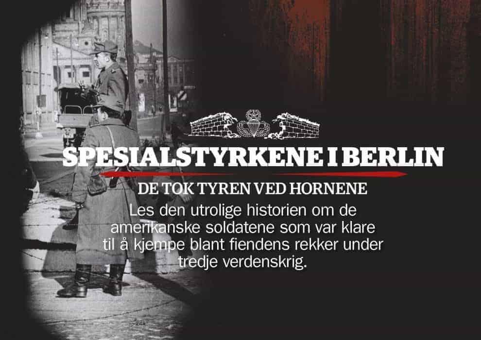 Spesialstyrkene i Berlin