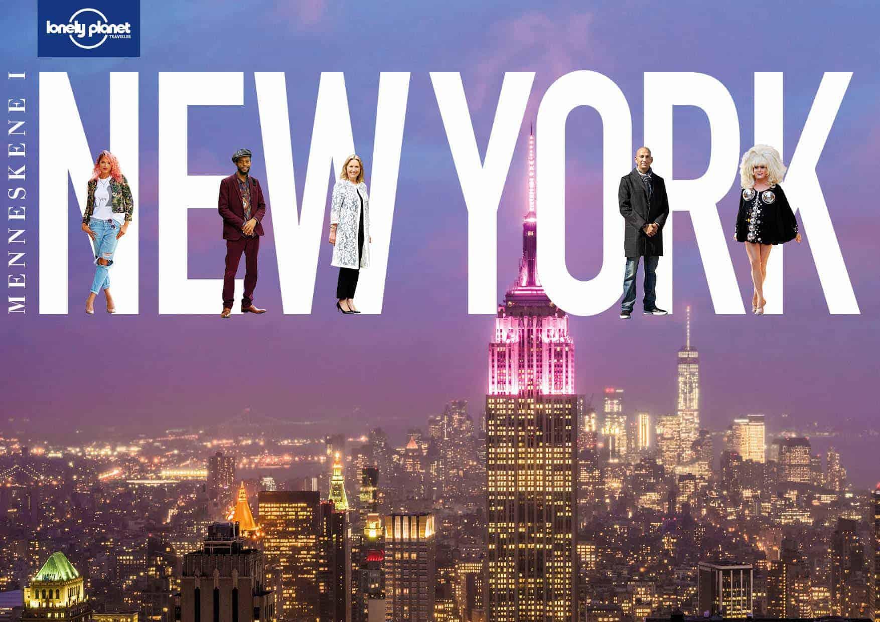 Menneskene i New York