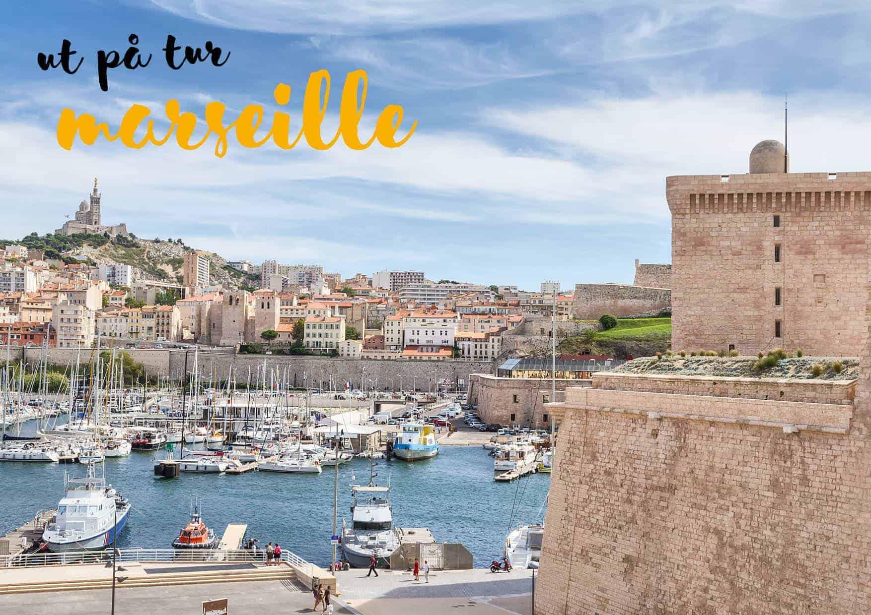 Ut på tur: Marseille