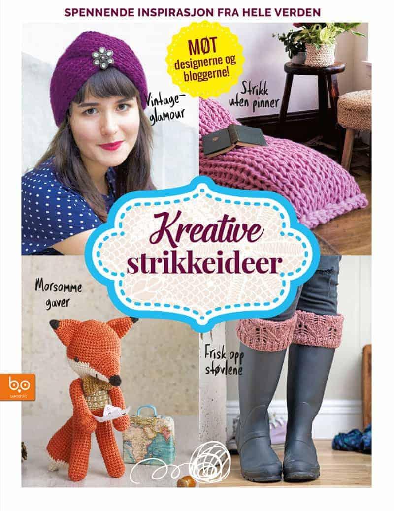b23bb3ef Kreative strikkeideer | Bokasin – Spennende temabøker