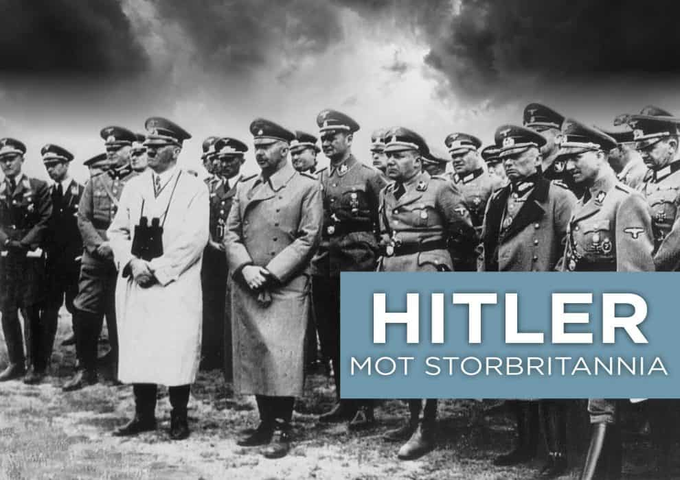 Hitler mot Storbritannia