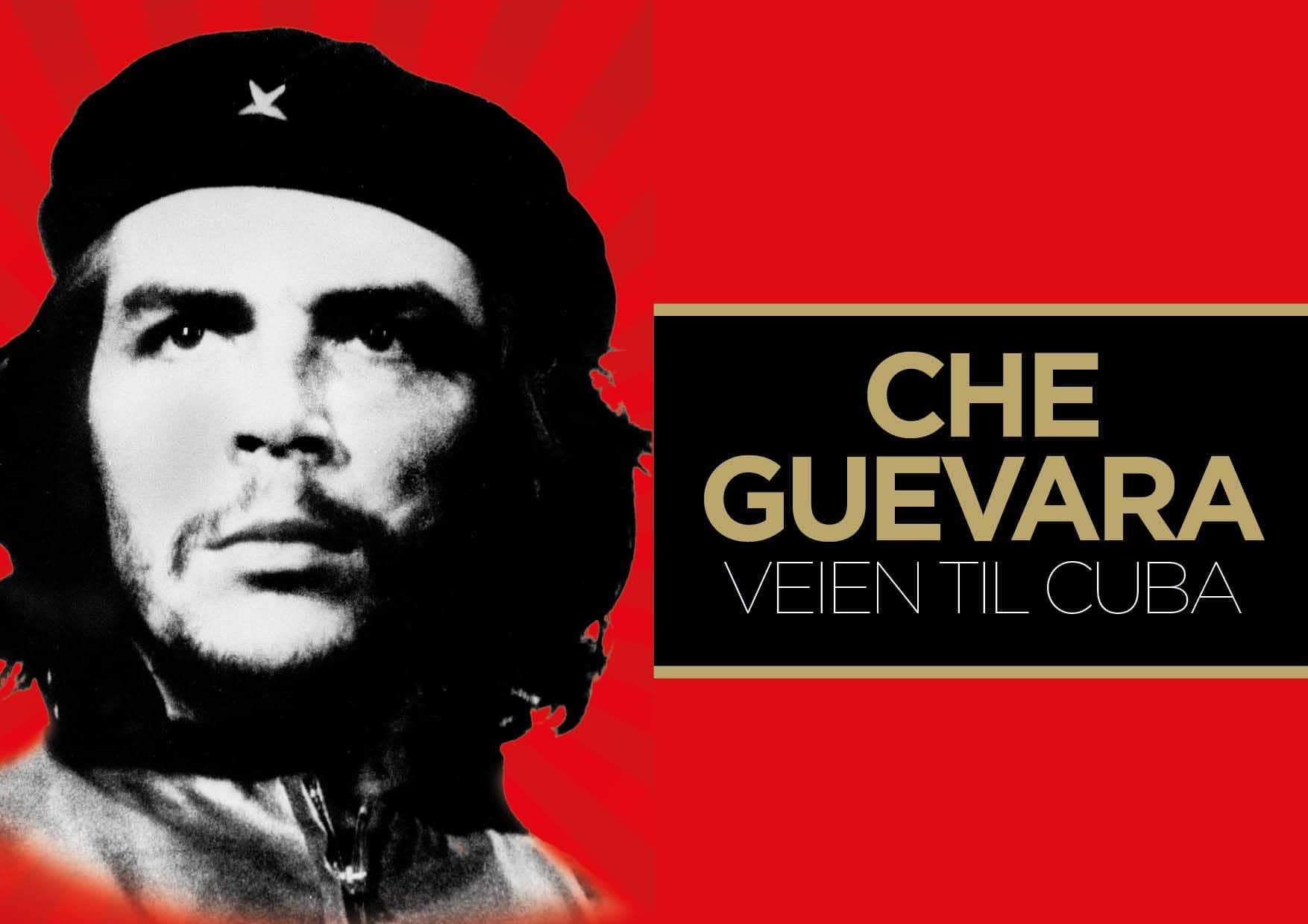 Che Guevara – Veien til Cuba
