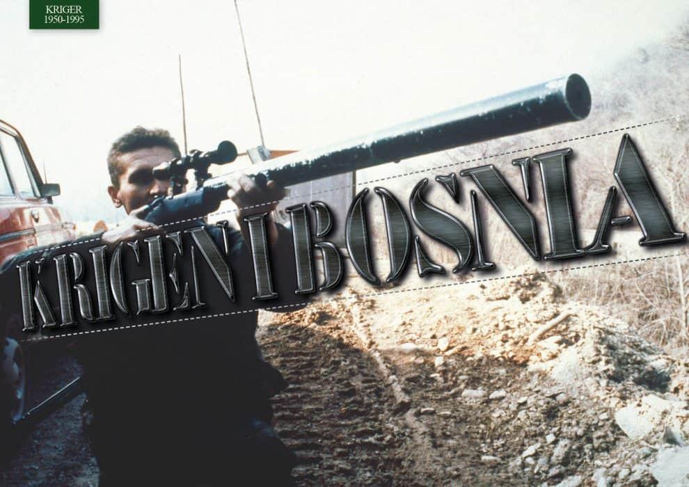 Krigen i Bosnia
