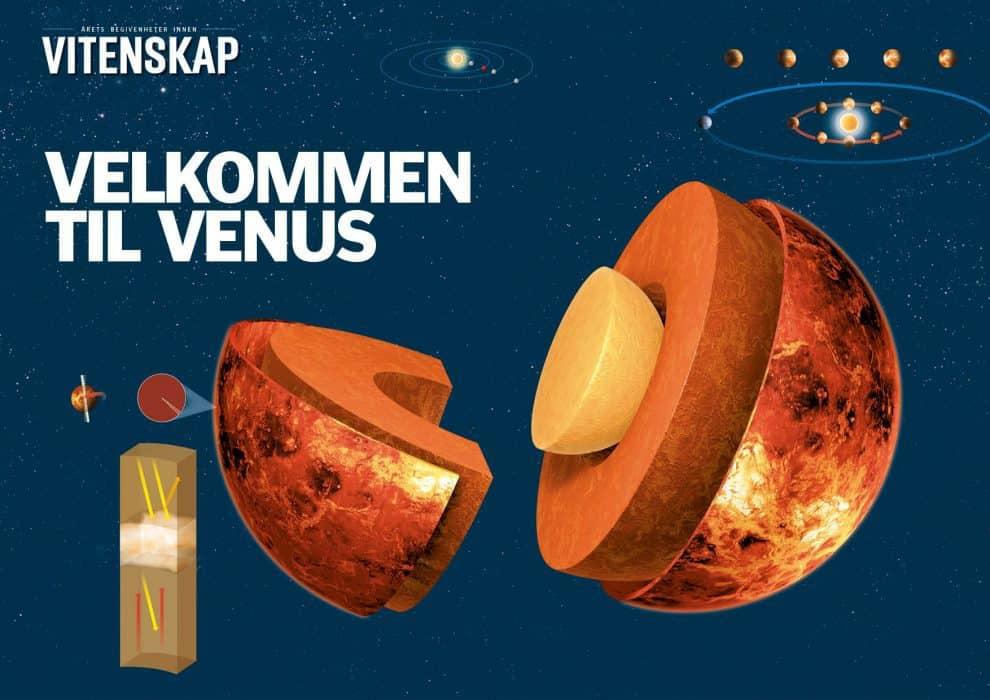 Velkommen til Venus