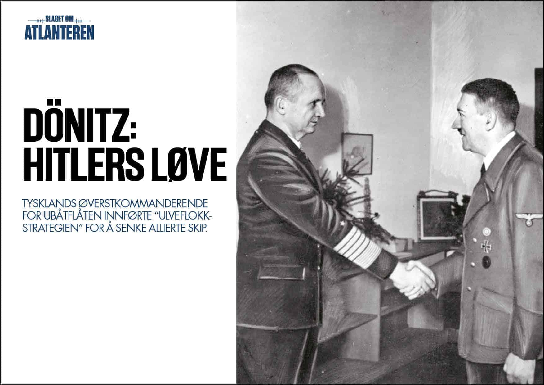 Dönitz: Hitlers løve