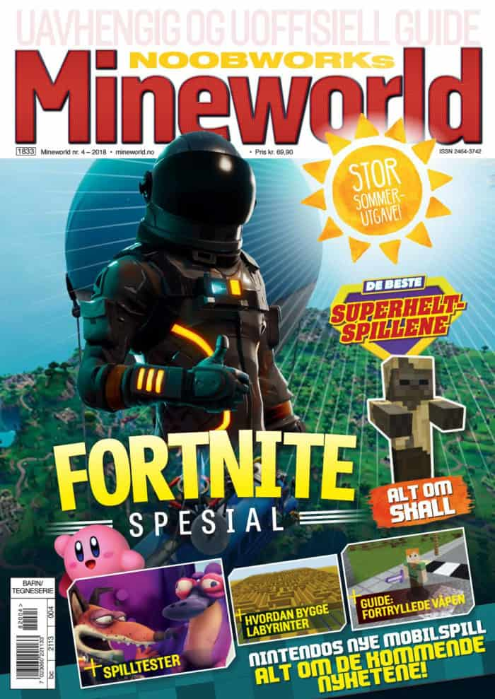 Mineworld #4 2018