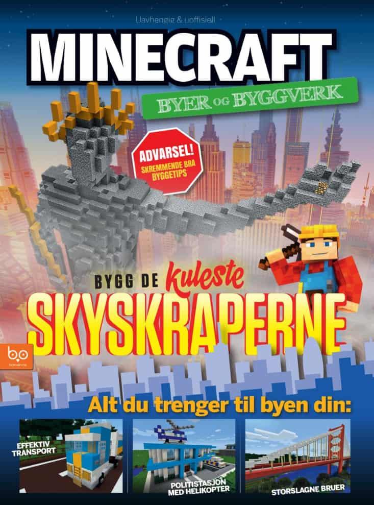 Minecraft – Byer og byggverk