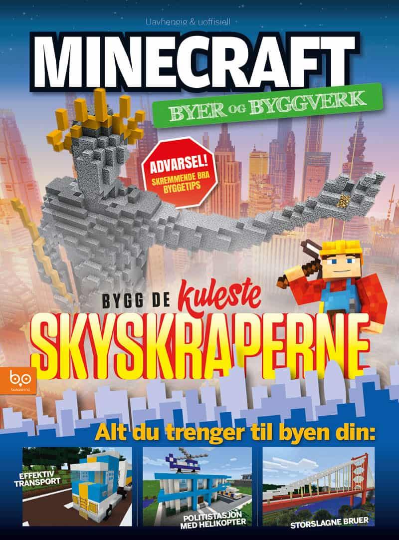 Minecraft - Byer og byggverk