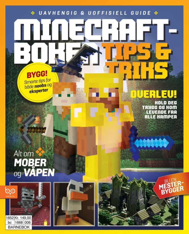 Minecraft-boken Tips & triks 4