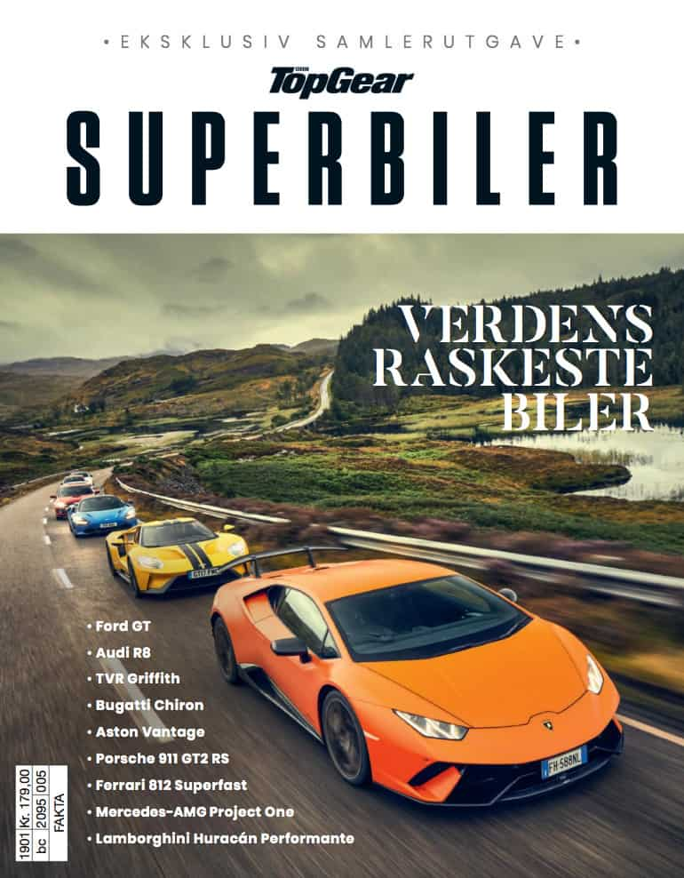 Top Gear Superbiler 2018
