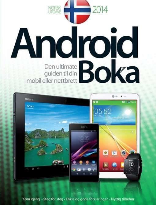 Android boka 2014