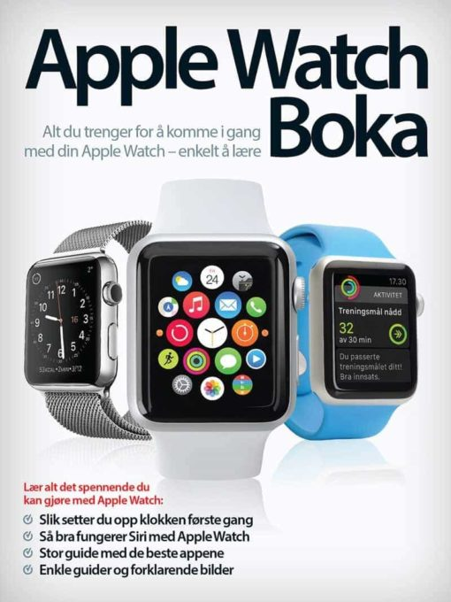 Apple Watch-Boka 2016
