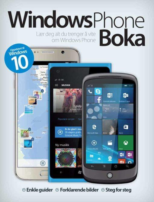 Windows Phone-Boka 2016