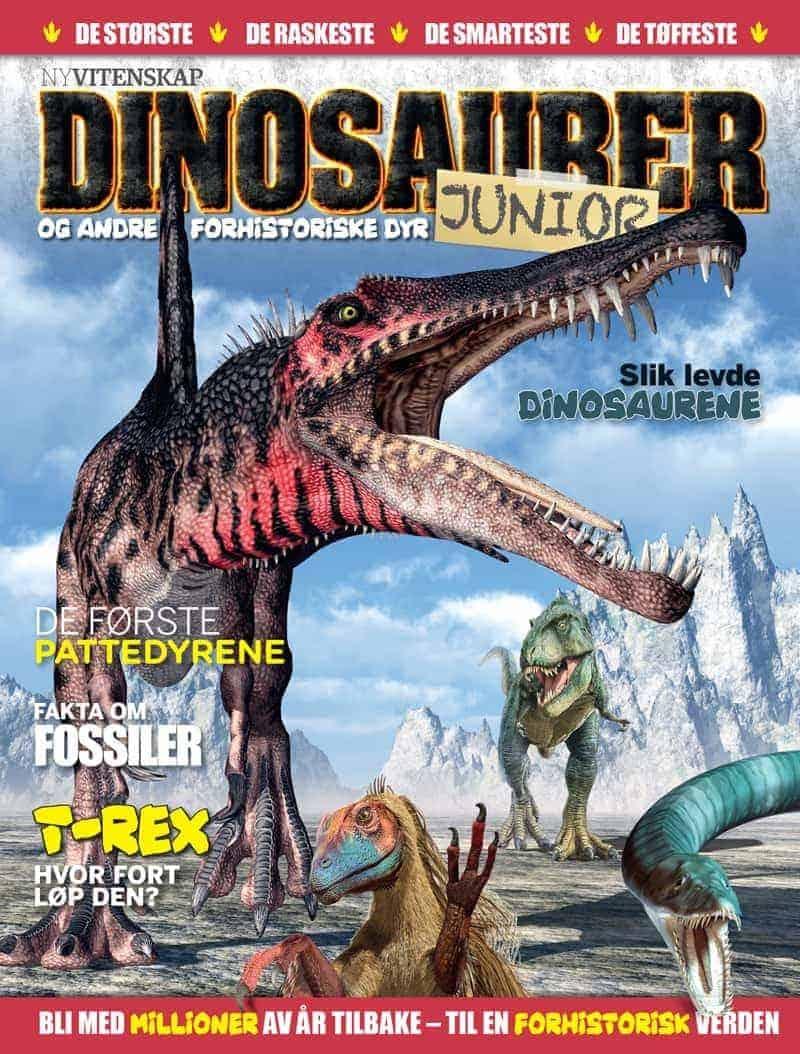 Ny Vitenskap Junior: Dinosaurer